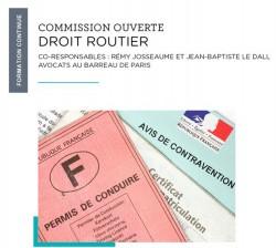 commission-droit-routier-barreau-de-paris-avocat